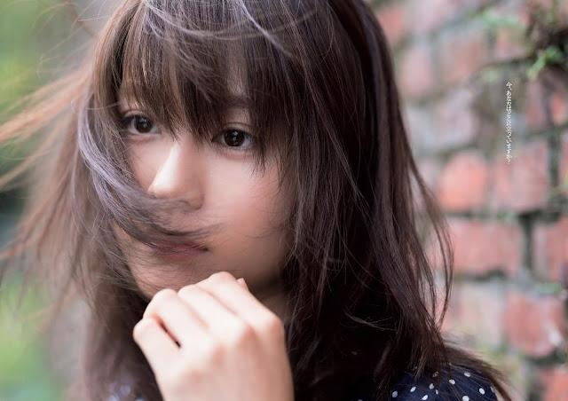 Kasumi Arimura 有村架純 Weekly Playboy 2016 No 3-4 Wallpaper HD