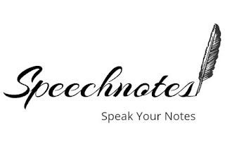 icono de speechnotes con pluma