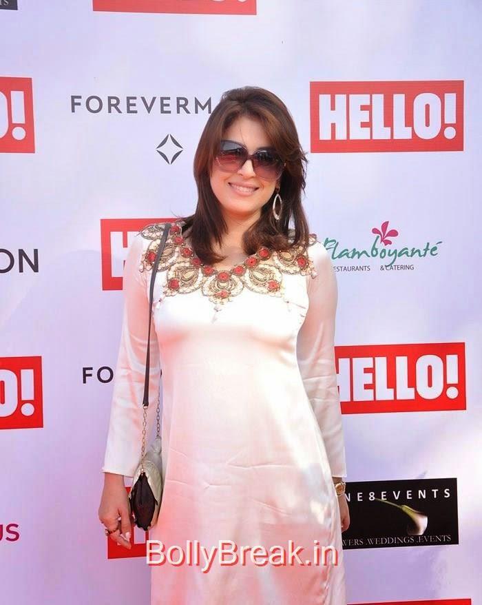 Amrita Raichand, The Hello! Classic Cup 2015 Photo Gallery