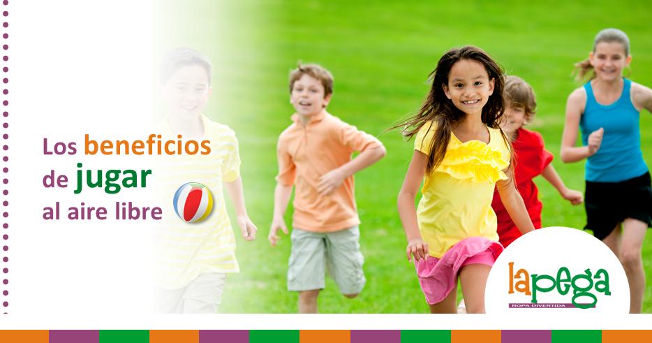 Lapega tema los beneficios de jugar al aire libre - Actividades para ninos al aire libre ...