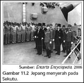 Jepang Menyerah Pada Sekutu