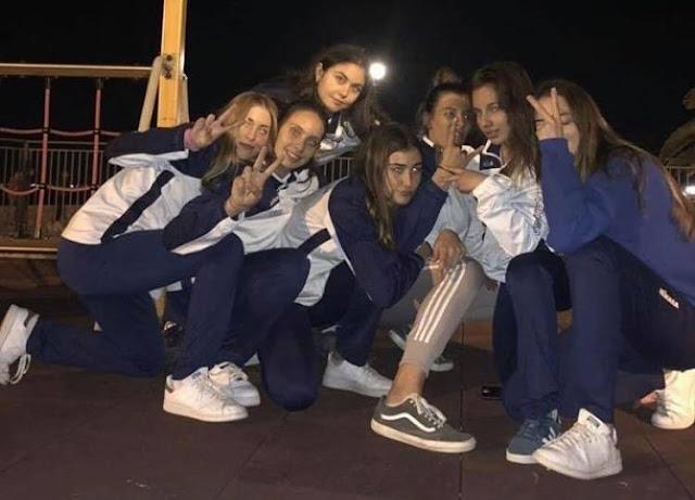 Πρόκρισης της ομάδας Νεανίδων  του ΑΟ Αλκυών στον προκριματικό γύρο του Πρωταθλήματος Νεανίδων ΕΣΠΕΠ