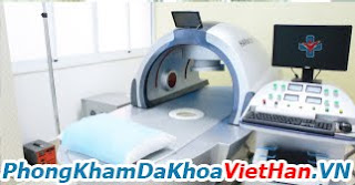 Trang thiết bị hiện đại tại phòng khám đa khoa Việt Hàn