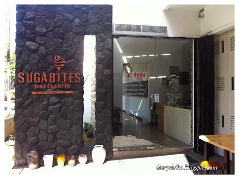 Manisnya Sugabites Patiserie, Surabaya