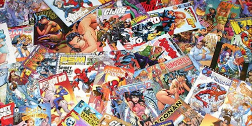 comic book facebook cover photos