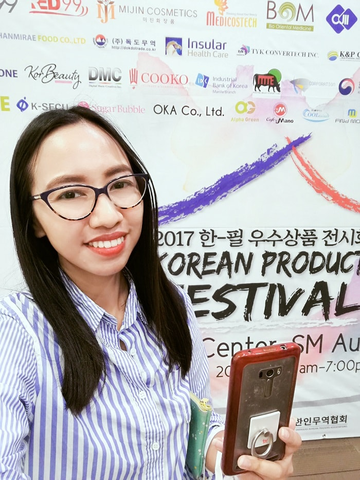 Korean Products Festival 2017 at SM Aura