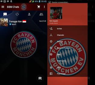 BBM MOD Bayern Munchen versi Terbaru 2.12.0.11 APK