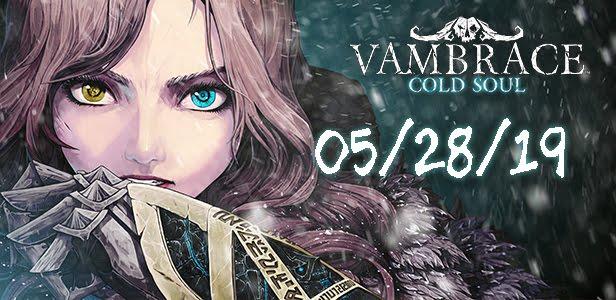 Vambrace: Cold Soul - Dia 28 de Maio na Steam e GOG