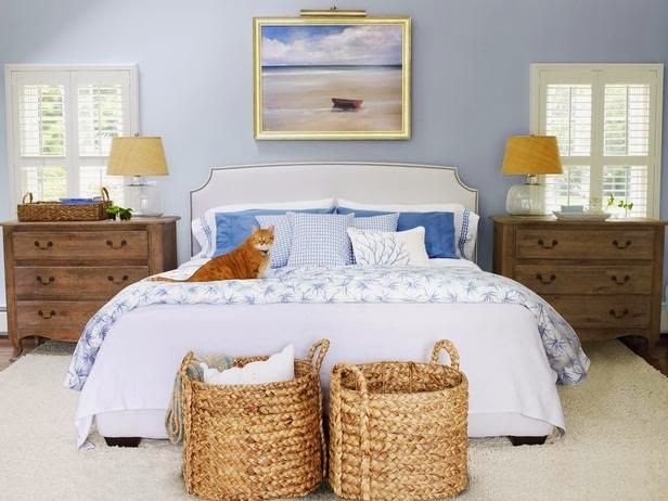 Everything Coastal: A Collection of Beach Cottage Bedroom Inspiration