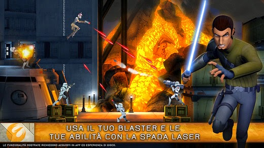 -GAME-Star Wars Rebels: Recon Missions