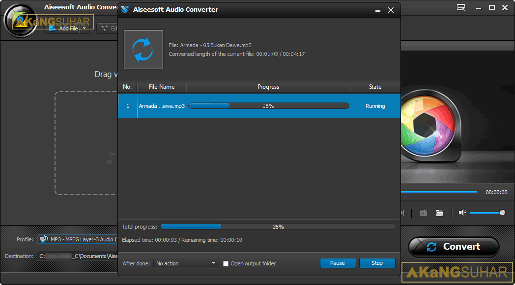 Download Aiseesoft Audio Converter 6.5.16. Final Full Version