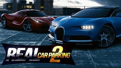 Real Car Parking 2 Mod Apk Download Unlimited Money Driving School