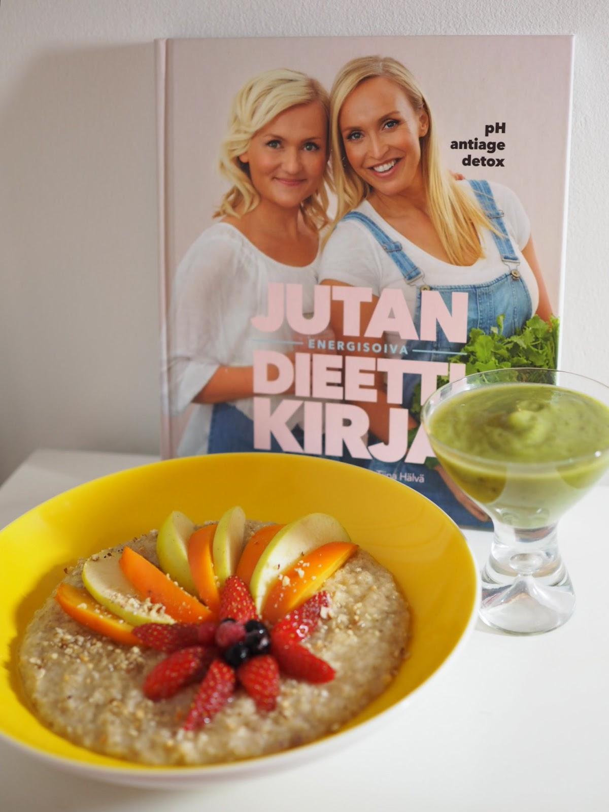 Jutta Gustafsberg Dieetti