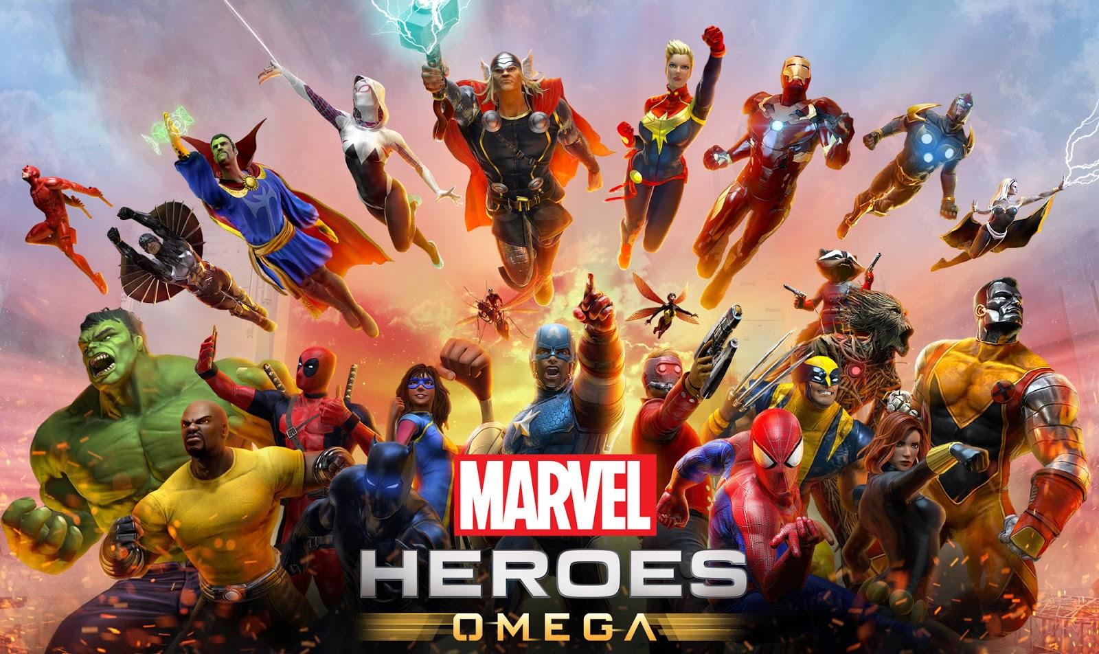 Se habla de una película de superheroínas de Marvel
