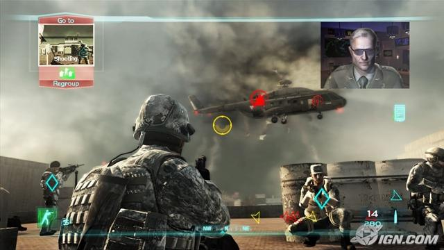 Tom Clancy's Ghost Recon Advanced Warfighter Xbox 360 Español Región Free Descargar