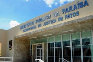 MP processa professor por acumular cargos no Estado e nas prefeituras de Patos e de JP