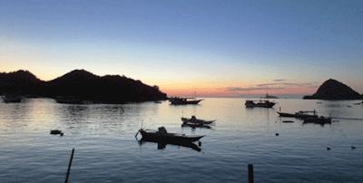 Kunjungan Wisata Labuan Bajo