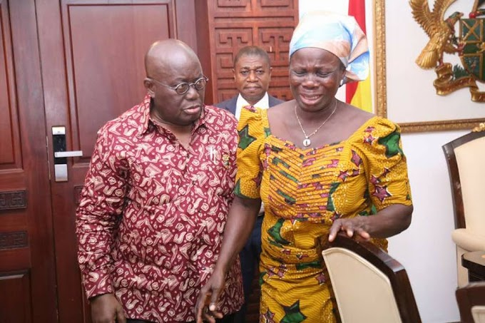 President Akufo Addo pledge to personally foot funeral bill of late journalist