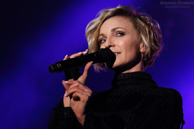 Ania Wyszkoni - koncert