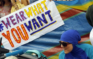 Burkini, bersimpang tudingan islamofobia dan antisipasi terorisme