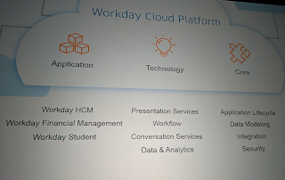 Workday Rising 2017 #wdayrising Holger Mueller Constellation Research