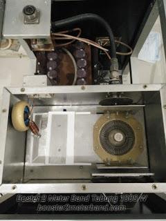 Boster VHF 2 Meter Band Tabung 1000 W Tinggal Colok Listrik