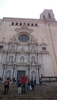 Fachada de la Catedral de Santa María.