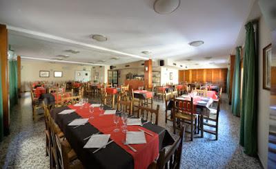 restaurante hostal alcorisa comida casera