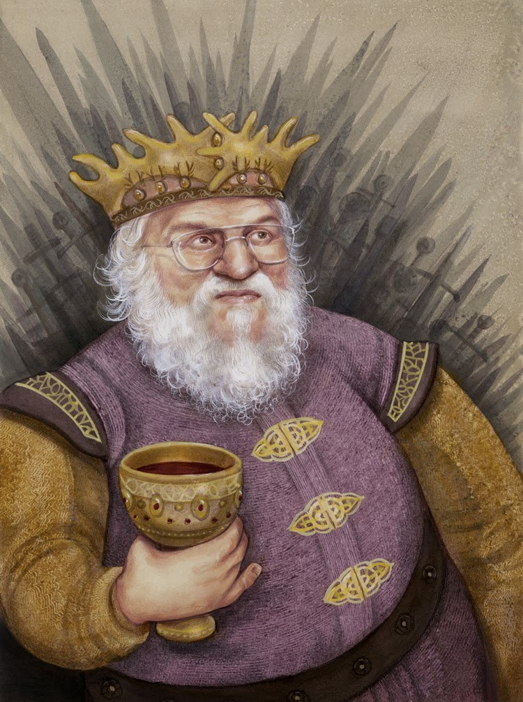 Booksellers in Exile: George RR Martin - Born September 20th, 1948