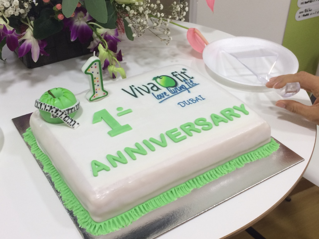 VivaFit's First Birthday!