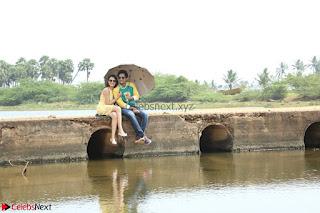 Rukshar Mir romancing Ashish Raj in Aakatayi 11.jpg