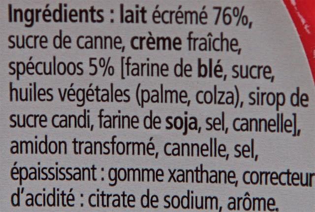 Crème Speculoos Yabon - Speculoos - Dessert - Cream - Cannelle - Cinnamon - Biscuit - Yabon - Conserve