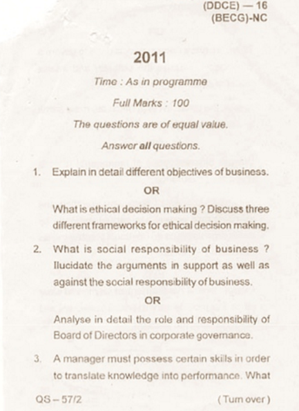 Master thesis business ethics