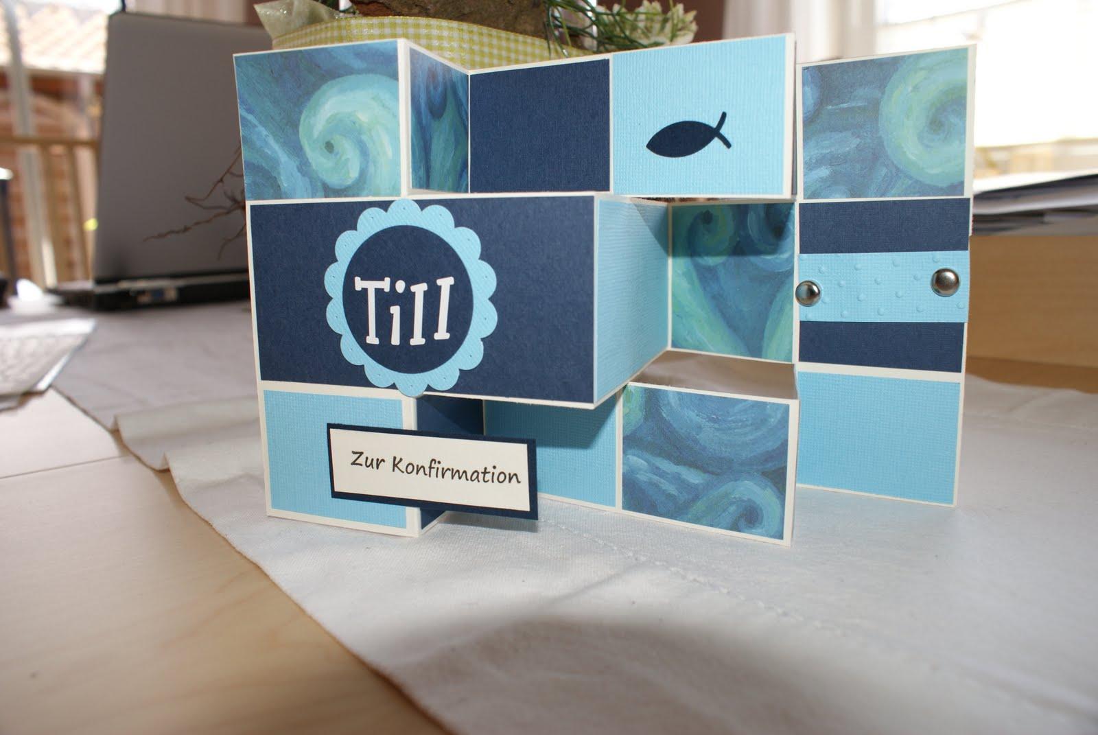 herzensdinge by astrid konfirmationskarte. Black Bedroom Furniture Sets. Home Design Ideas