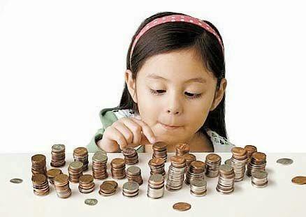 Pengenalan Uang Pada Anak