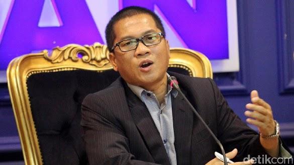 PAN Ungkap Isi Pertemuan Zulkifli-Jokowi