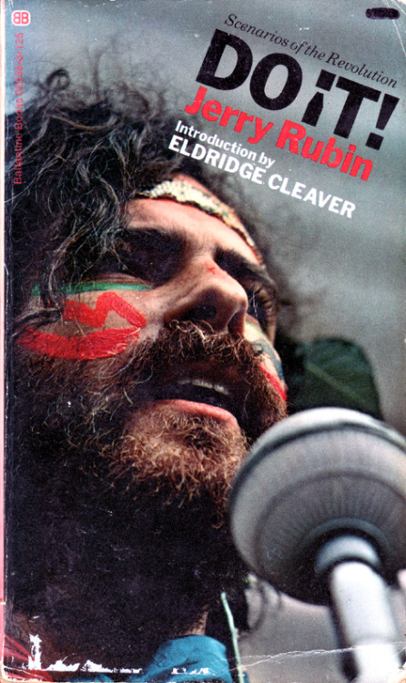 DO IT! : Scenarios of the Revolution by Jerry Rubin (1970)