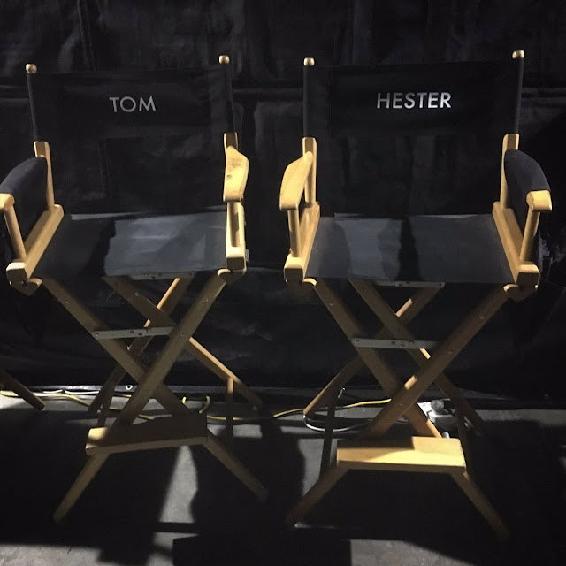 tom and hesters chairs on mortal engines set