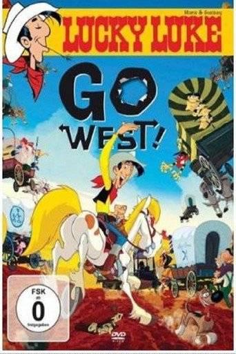 Go West: A Lucky Luke Adventure (2007) ΜΕΤΑΓΛΩΤΙΣΜΕΝΟ ταινιες online seires xrysoi greek subs