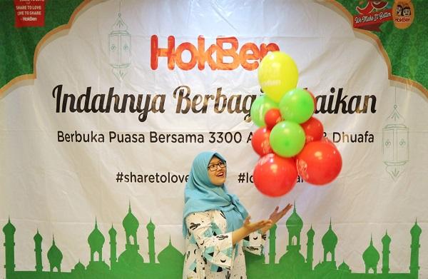 Program CSR HokBen