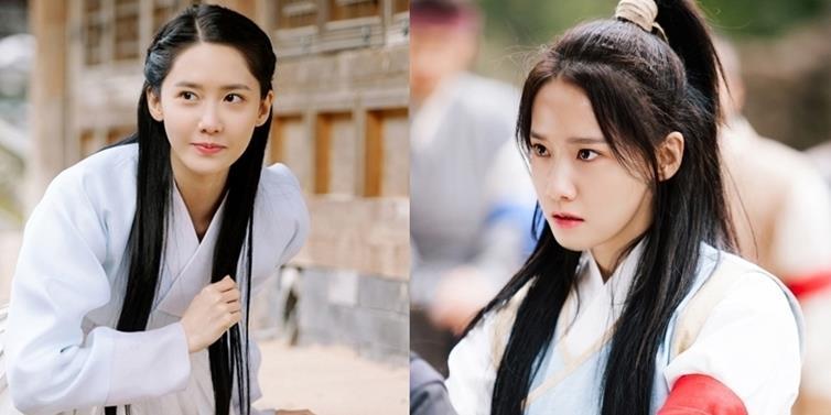 Hé lộ tạo hình xinh như mộng bất kể nam nữ của Yoona trong phim mới
