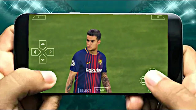 Download PES 2018 Lite Android 400 Mb Update + New Camera PS4 Offline
