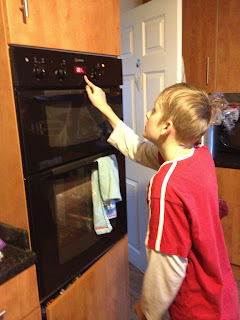 teenager cooking http://www.madmumof7.com