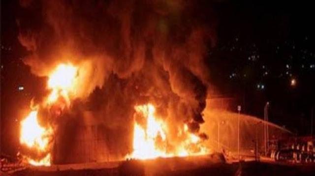 عاجل بالفيديو صواريخ الحوثي تستهدف الرياض