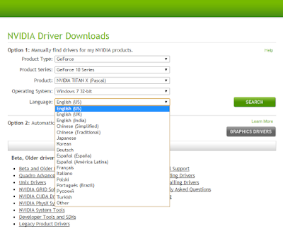 download-nvidia-drivers