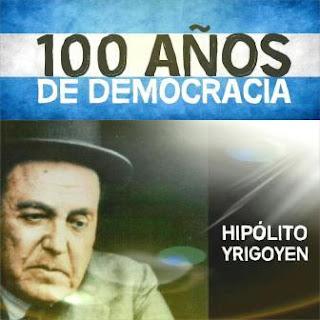 El Radicalismo nació agitando las banderas de Libertad, Democracia y Justicia.