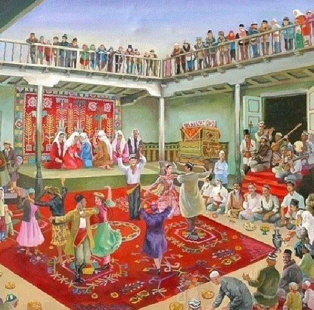 Uighur culture