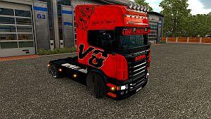 Heavy Hauler skin for Scania RJL