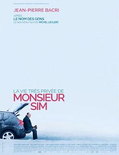 La vie tres privee de Monsieur Sim  2015