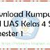 Contoh Soal UAS matematika kelas 4 semester 2 - sd swasta